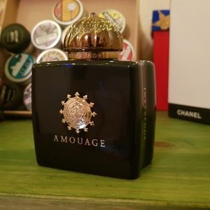Amouage interlude fill bottle with box
